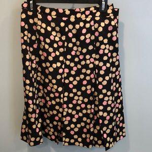 A-line skirt.
